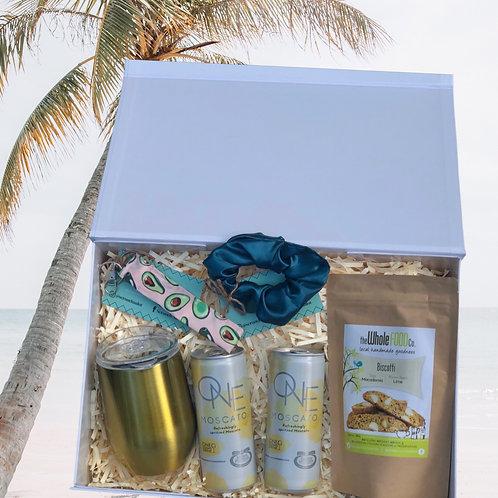 Beach mum gift box