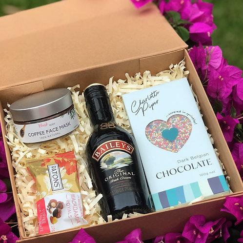 Baileys pamper gift box