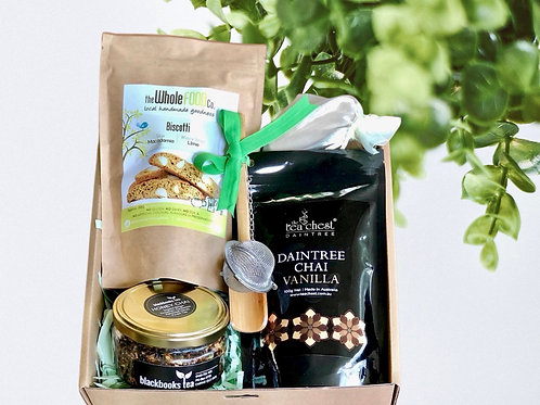 Mother's Day Chai tea gift box