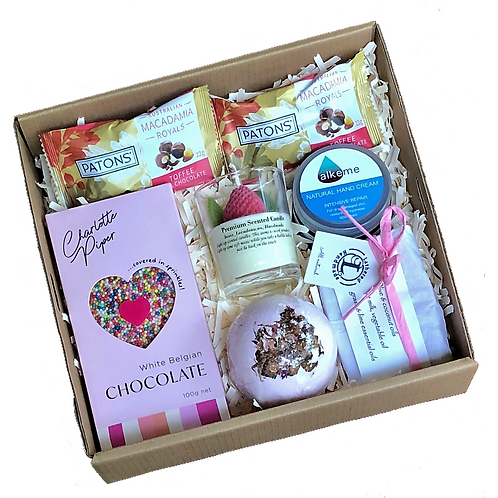 Deluxe pamper gifts