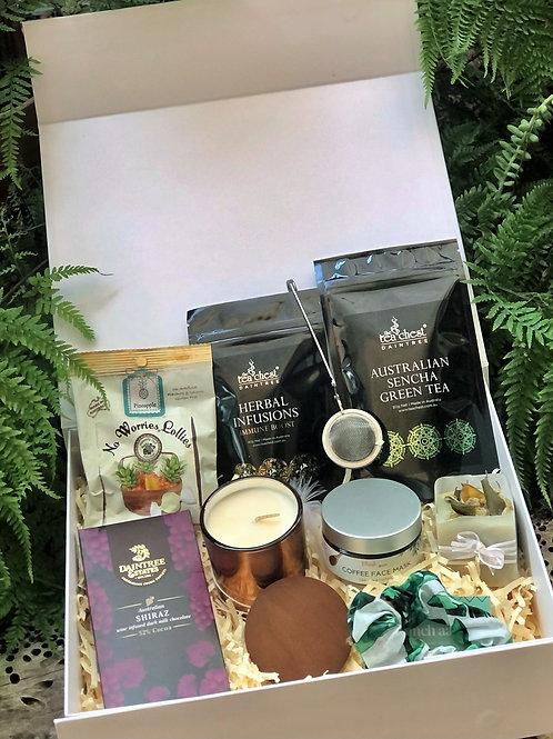 Pure and natural gift box