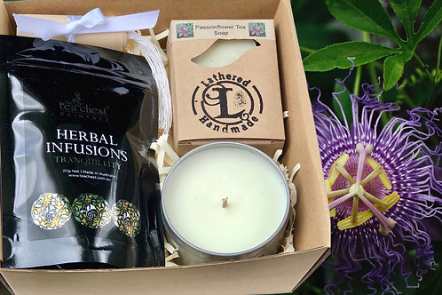 Herbal infusions gift box