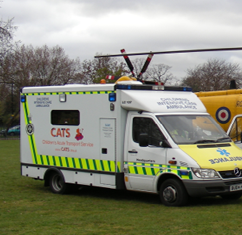 CATS Ambulance and RAF Sea King.png