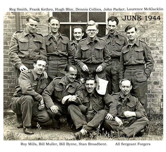 PICTURE 2 BRIGGENS SERGEANT FORGERS 200p