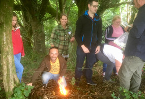 Happy Fire Starter from Plymouth Uni Sta