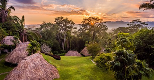 Pooks Hill Central America- A Great way to start your day!!