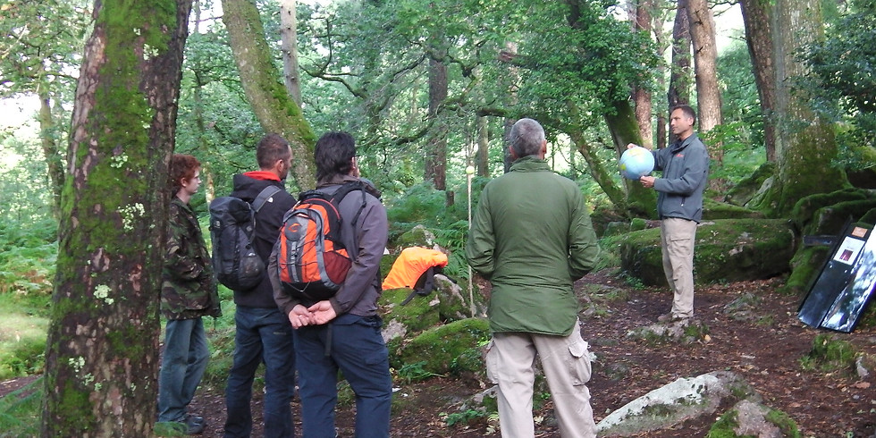 Natural Navigation - day course