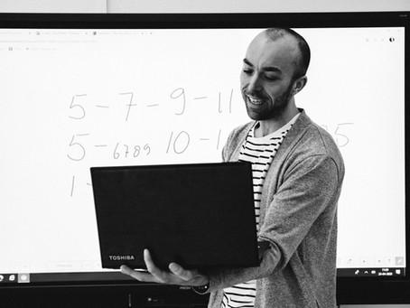Het digitale onderwijs