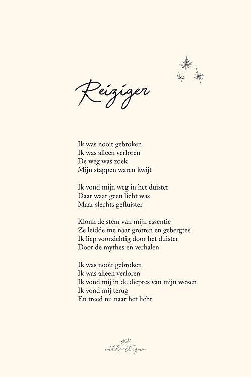 Poetry - Reiziger