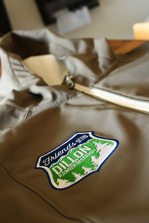Friends of the Dillon ranger Dis. Jacket