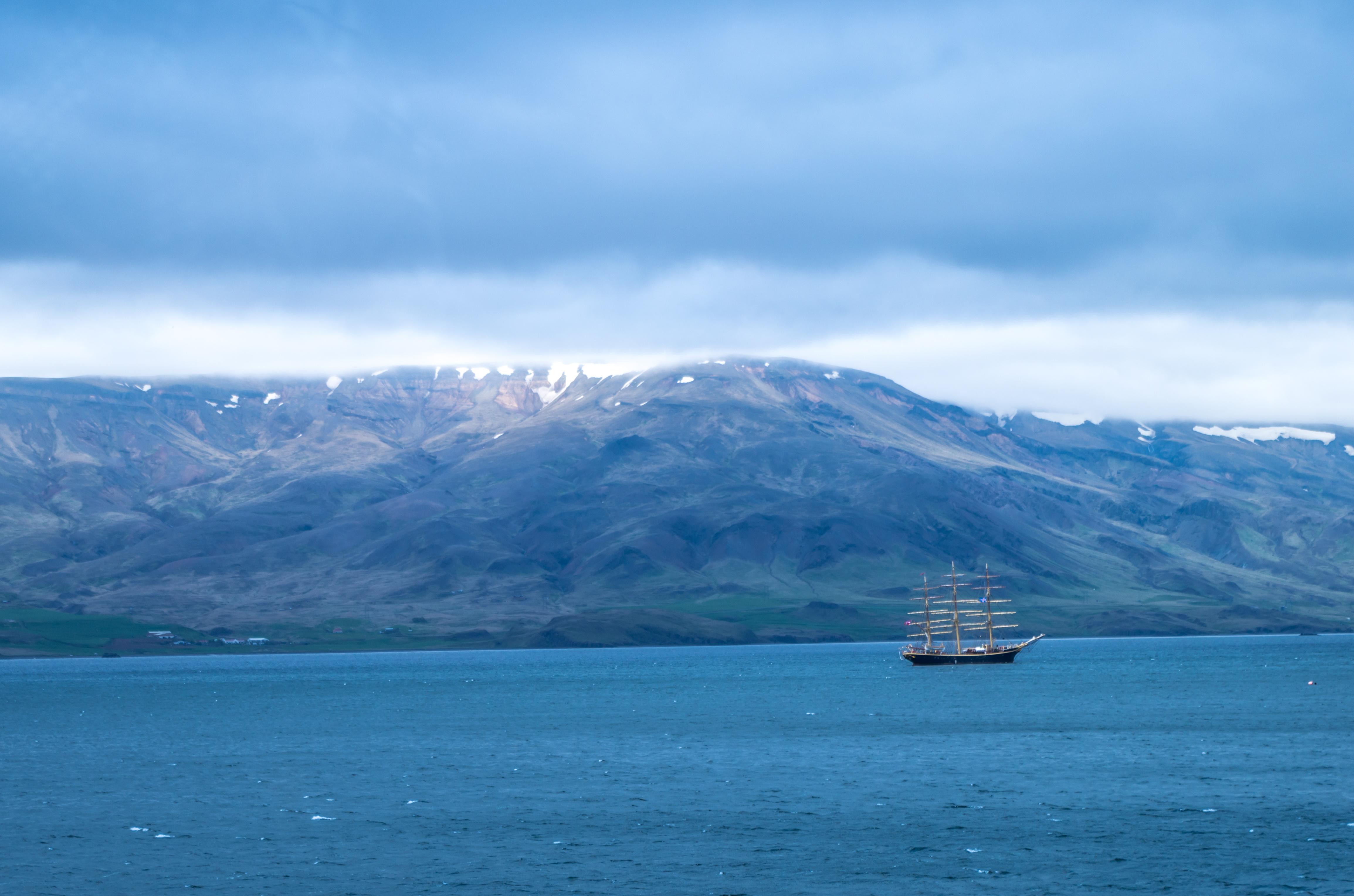 Hvalfjörður view