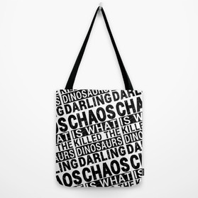 Chaos/Heathers tote
