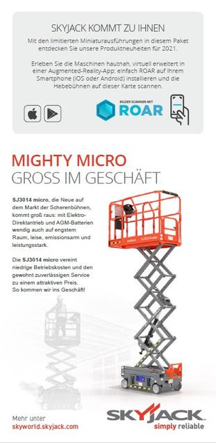Print Flyer - German