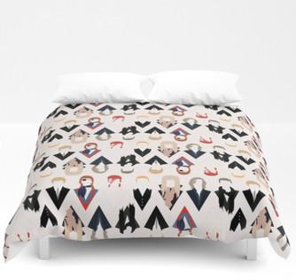 Bowie Bedding