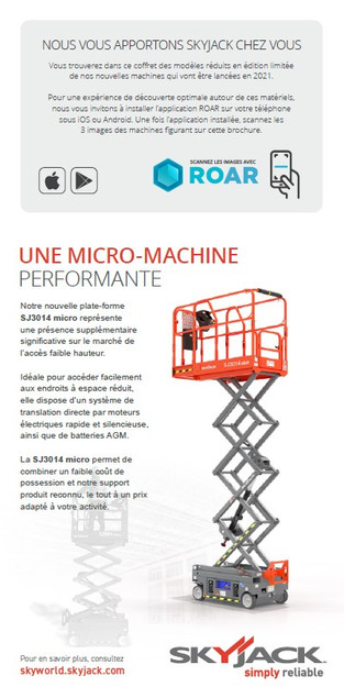 Print Flyer - French