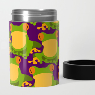 Frog Can Cooler
