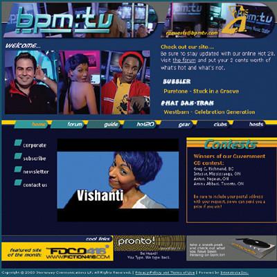 bpm:tv website