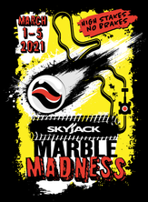 MARBLE RACE T-SHIRT