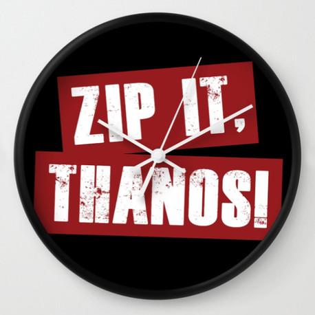 DP2: Zip It clock