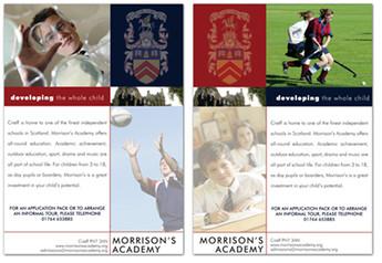 Morrisons 1/4pg print ads