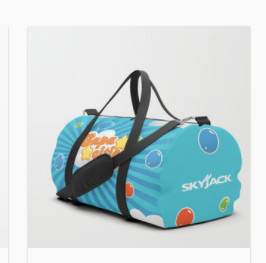 Capacities Duffle Bag