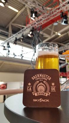 bauma Beer coasters