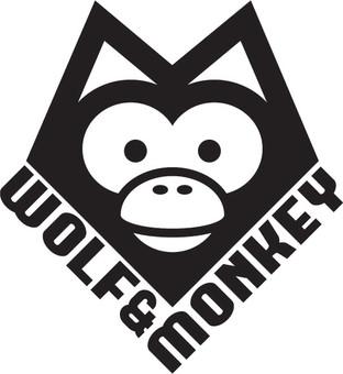 Wolf & Monkey