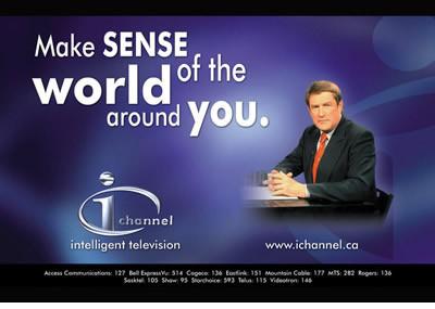iChannel 1/4pg ad