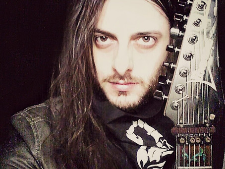 Giovanni Talks About His 7-String Guitar
