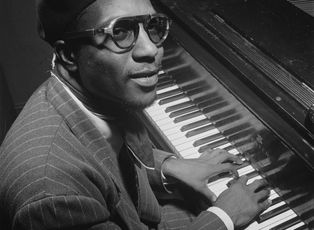 "Giovanni plays ""Well You Needn't"" by Thelonious Monk"