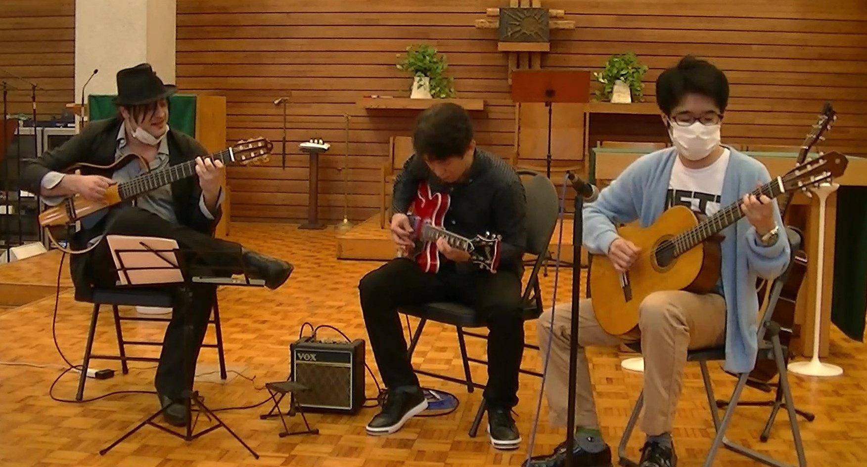 Keigo, Ryutaro, Giovanni.jpg
