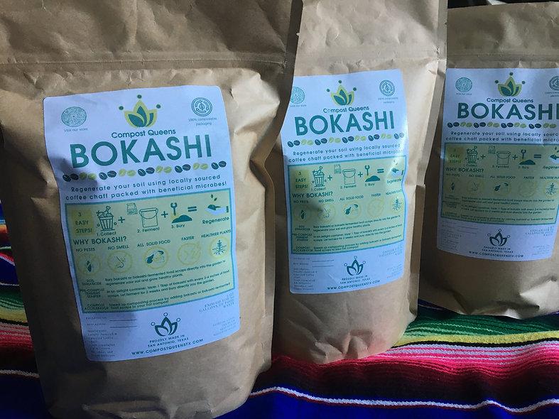 Bokashi Flakes (5QT)