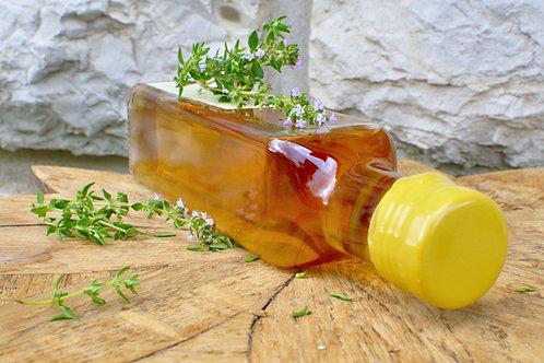 Huile de Massage Végétale, senteur AMBRE EPICE- 200 ml