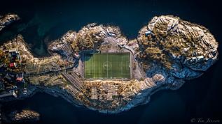 Fotballfield