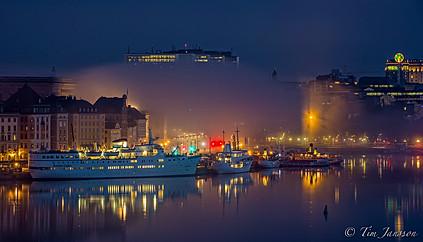 Oldtown in Mist.