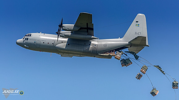 C-130 Tp84 Hercules