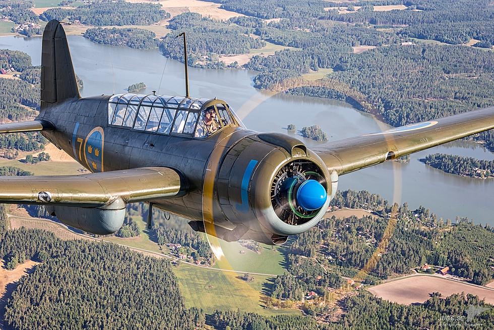 Saab B 17