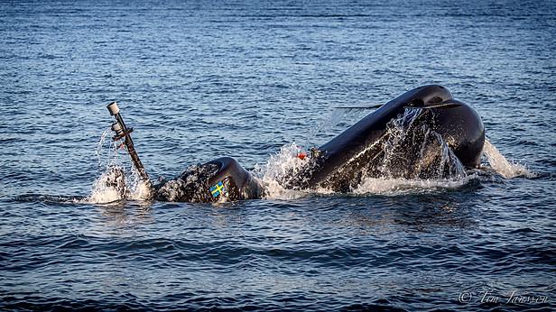 """Submarine """"1300 Malen"""""""