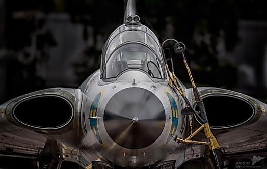 Saab Sk35 Draken