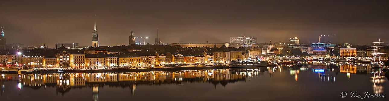 Oldtown in Stockholm