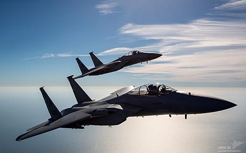 F-15C USAF