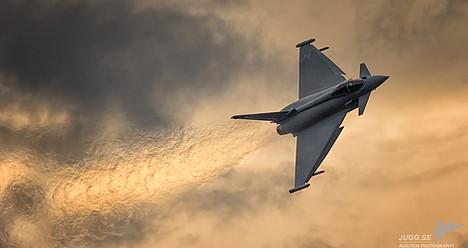 Eurofighter Tyfoon