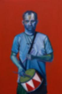 eduardo, lara, painting, musicians, artist, dudu morais
