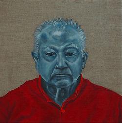 Portrait of my Dad Ruben lara blanco