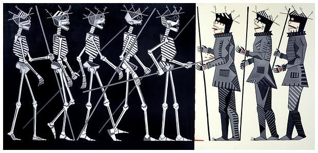 The Triumph of Death, eduardo lara
