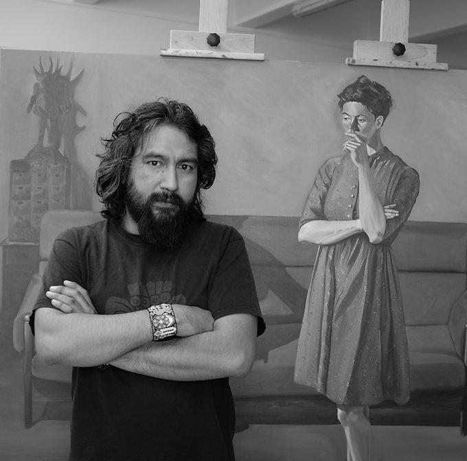 Eduardo Lara Artist