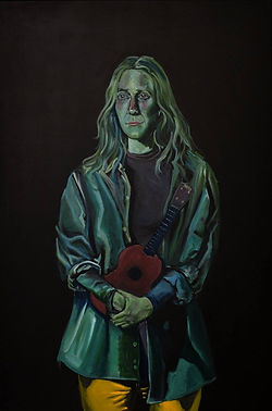 eduardo, lara, painting, musicians, artist, jana steflickova, singuer, songwriter