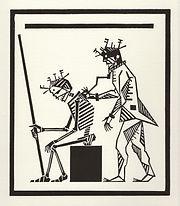 engraving, eduardo, lara, danse macabre, dance of death, artist, pritnmaking, grabado, doctor, medic, medicine, patient, sick, ill