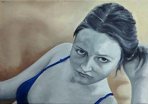 portrait of michaela rezacova