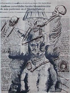 Contemplation III Litography and etching 39 x 29.5 cm 2001 eduardo lara artist printmaking